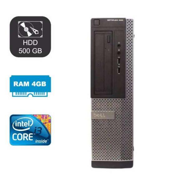 Dell Optiplex 390 core i3 RAM 4GB HDD 250GB
